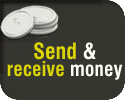 send and receive money to western union israel locations worldwide